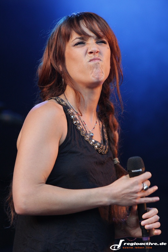 Zaz (live in Hamburg, 2013)