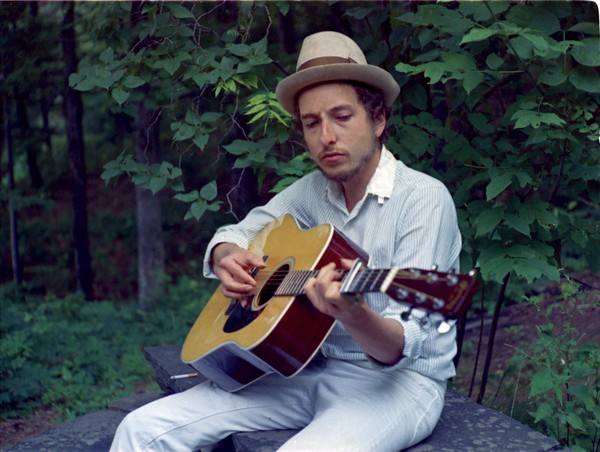 Zwei Legenden - Bob Dylan: Neue Bootleg Series Vol. 15 'Travelin Thru' mit Dylan/Cash-Sessions